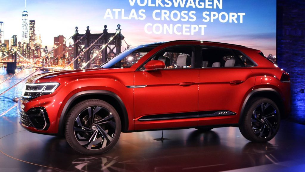 Volkwagen Atlas Cross Sport