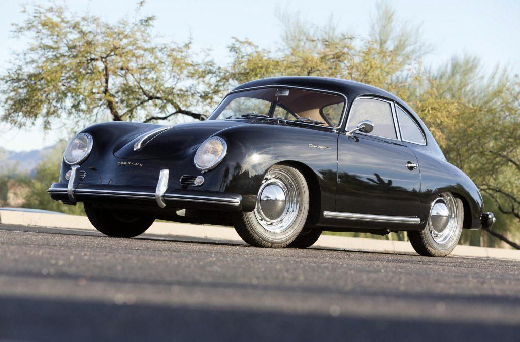 Porsche 356 также ведет свою родословную от Жука