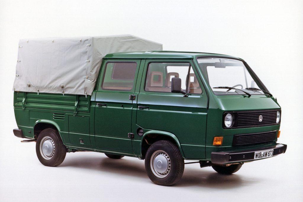 Volkswagen T3 Transporter 1979 года