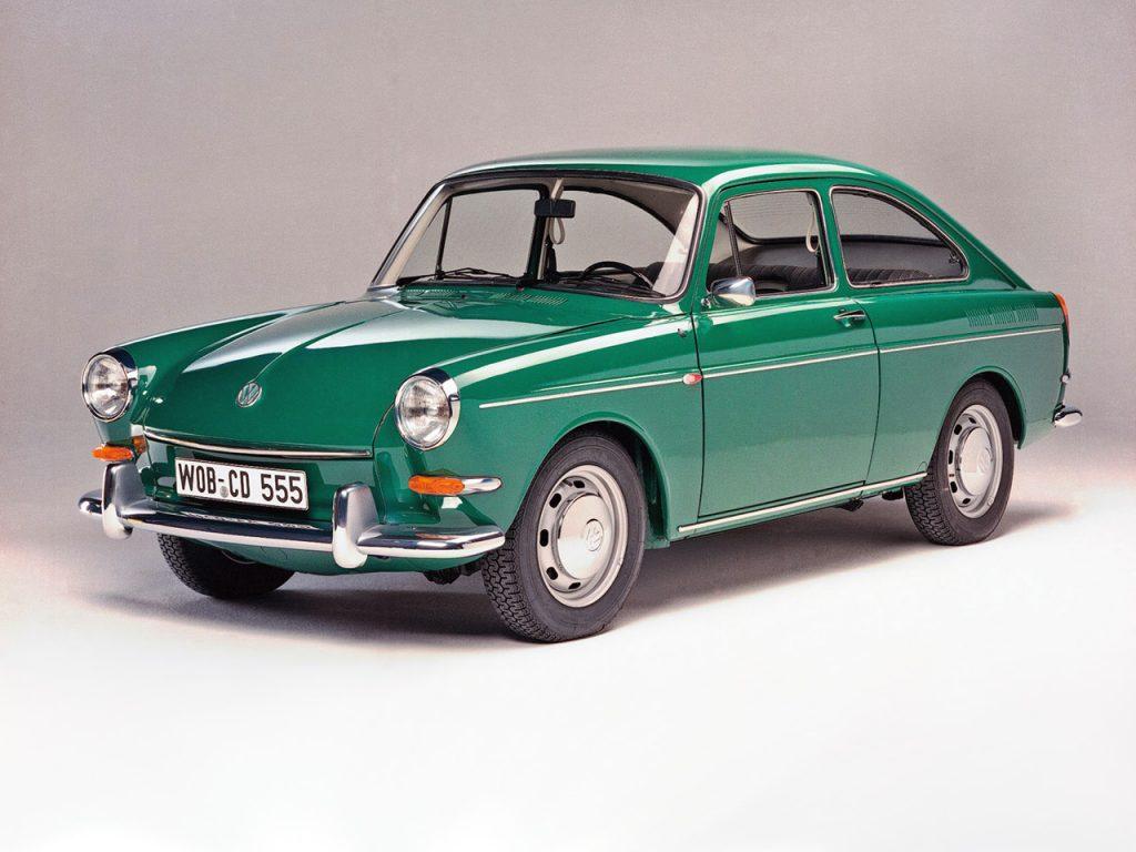 Volkswagen Type 3 1600 Fastback 1965 года