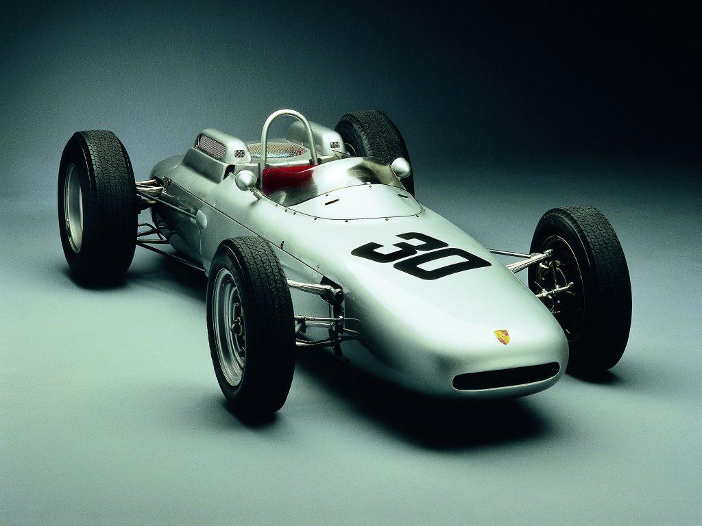 Болид Формулы-1 Porsche 804