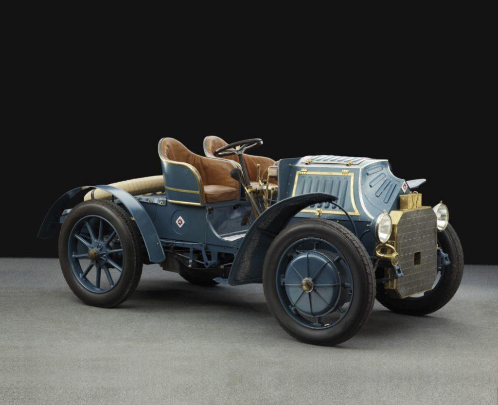 Гибрид Lohner-Porsche 1901 года