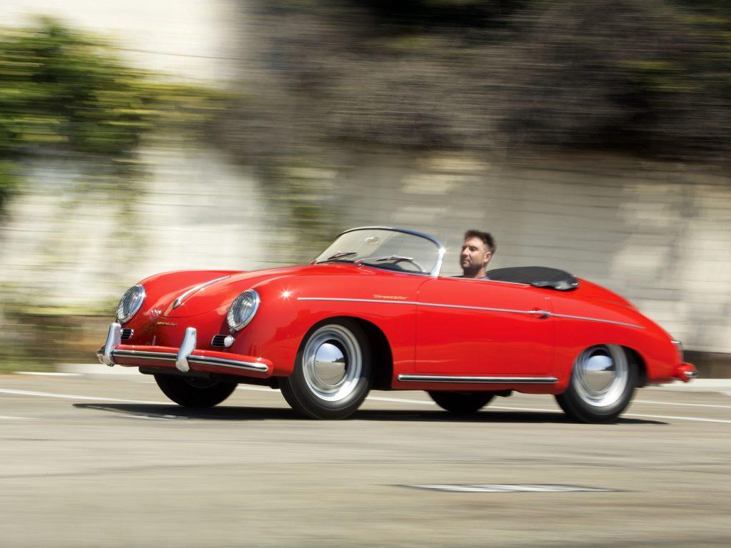 Porsche 356A Speedster 1955 года