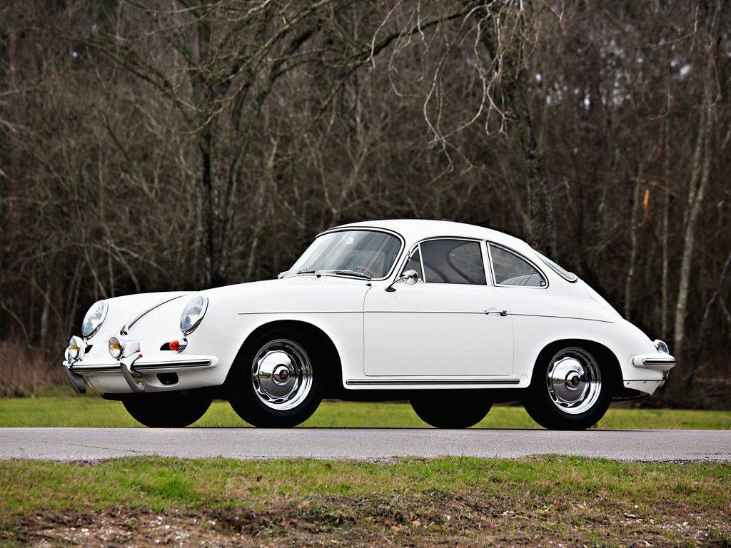 Porsche 356B 2000 GS Carrera 2 1962 года