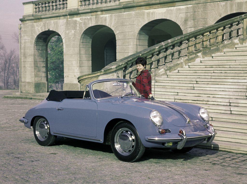 Porsche 356C 1963 года