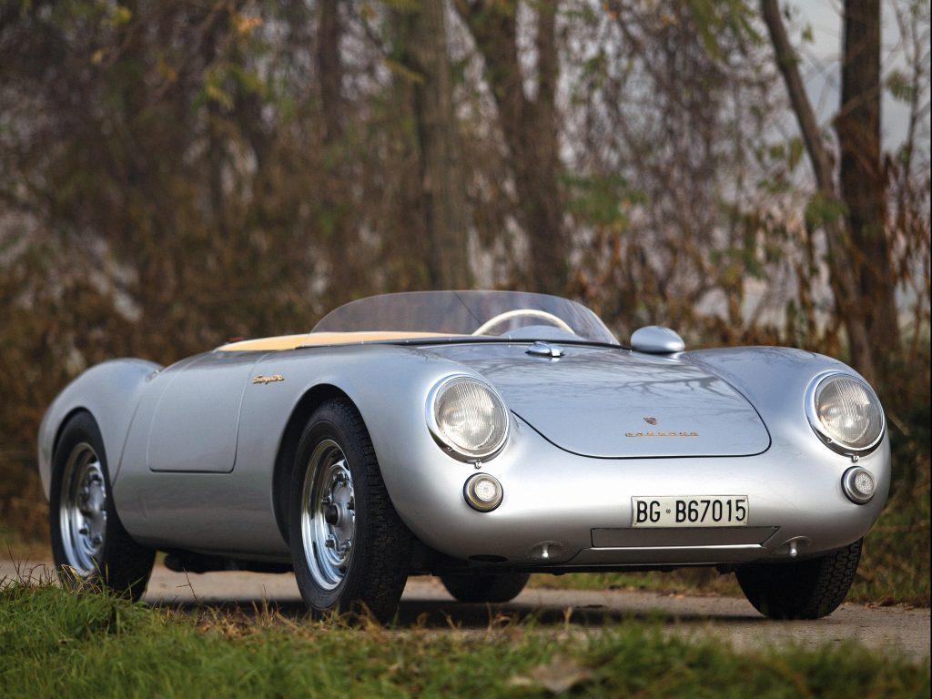 Porsche 550 Spyder 1954 года