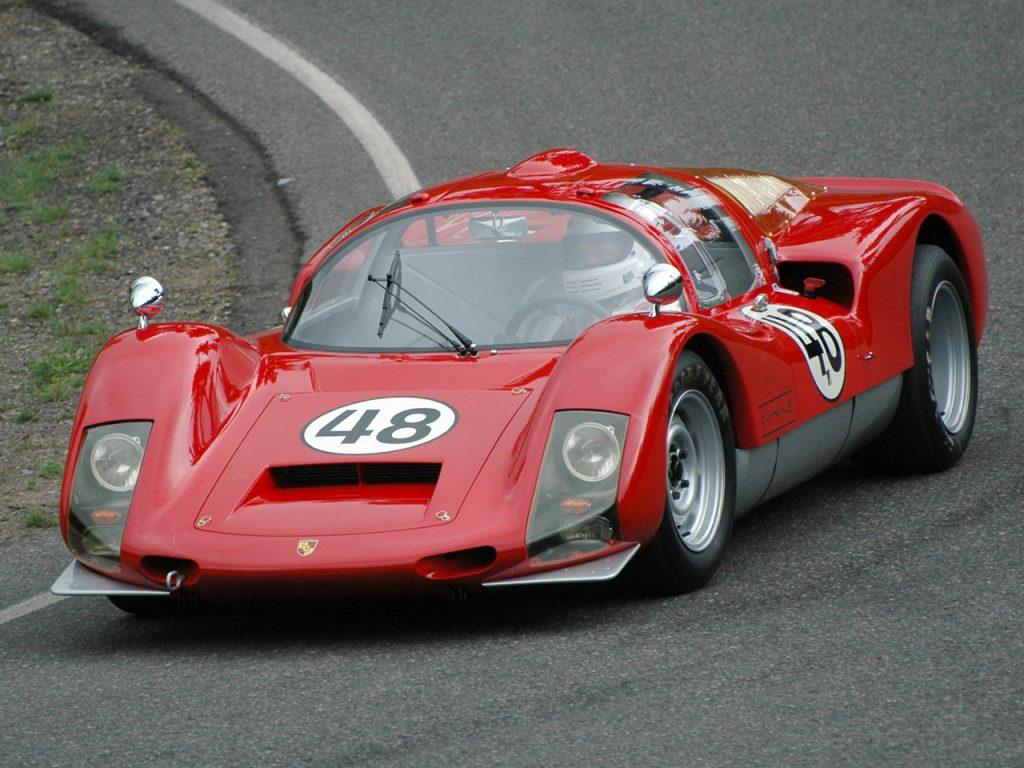 Porsche 906 1966 года