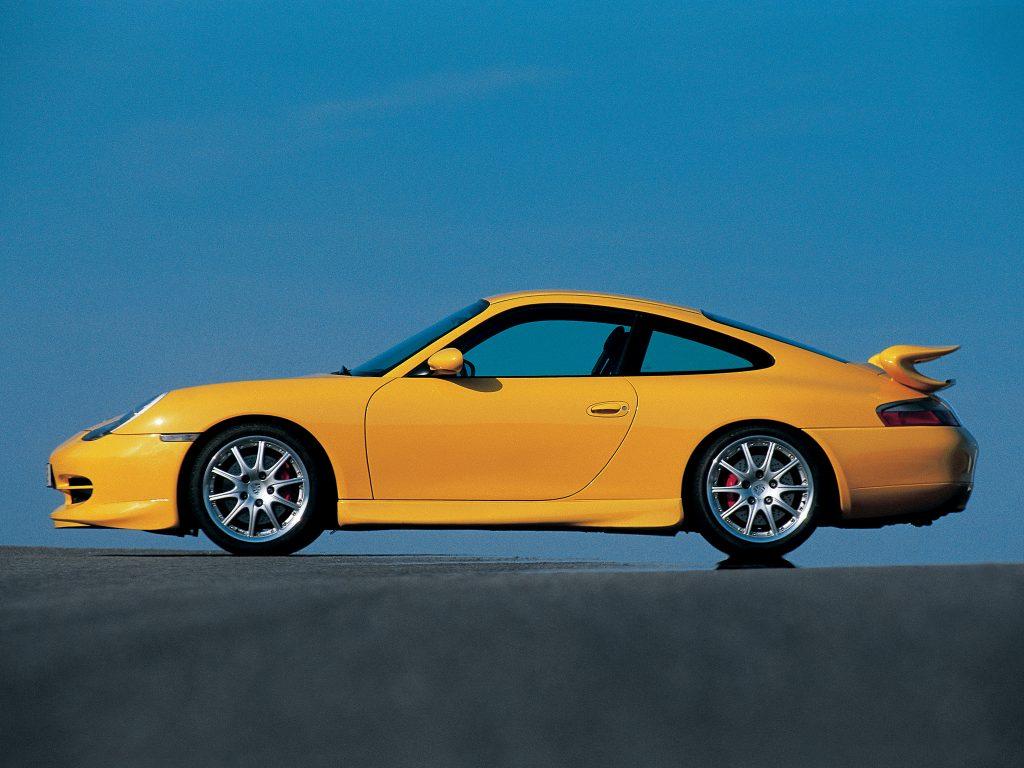 Porsche 911 GT3 1999 года