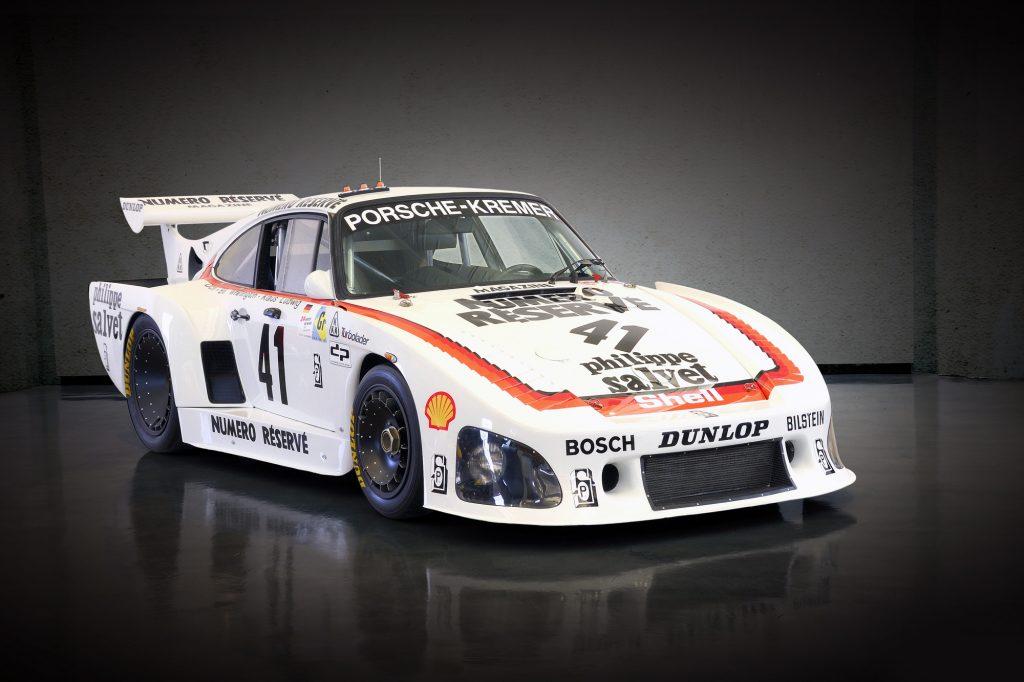 Porsche 935 1979 года