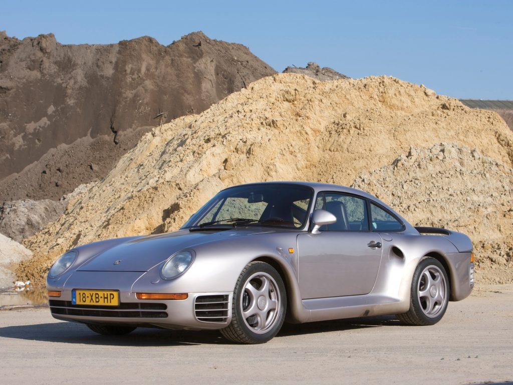 Porsche 959 1987 года
