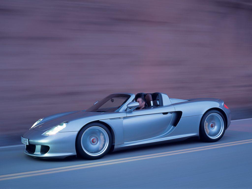 Porsche Carrera GT, 2004 год
