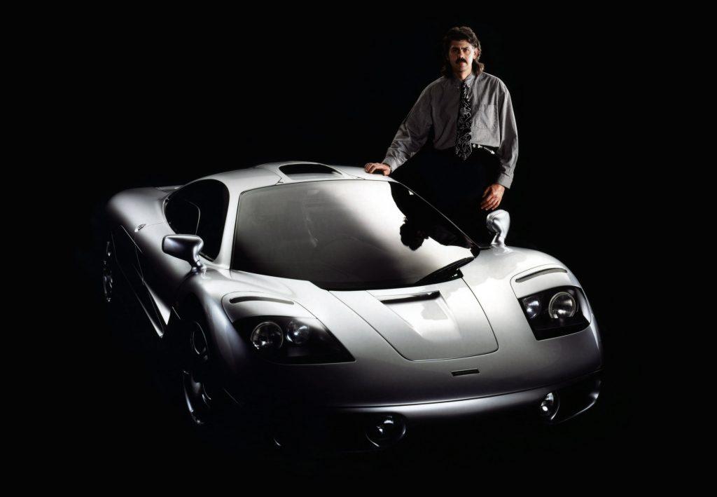 Гордон Мюррей - создатель McLaren F1