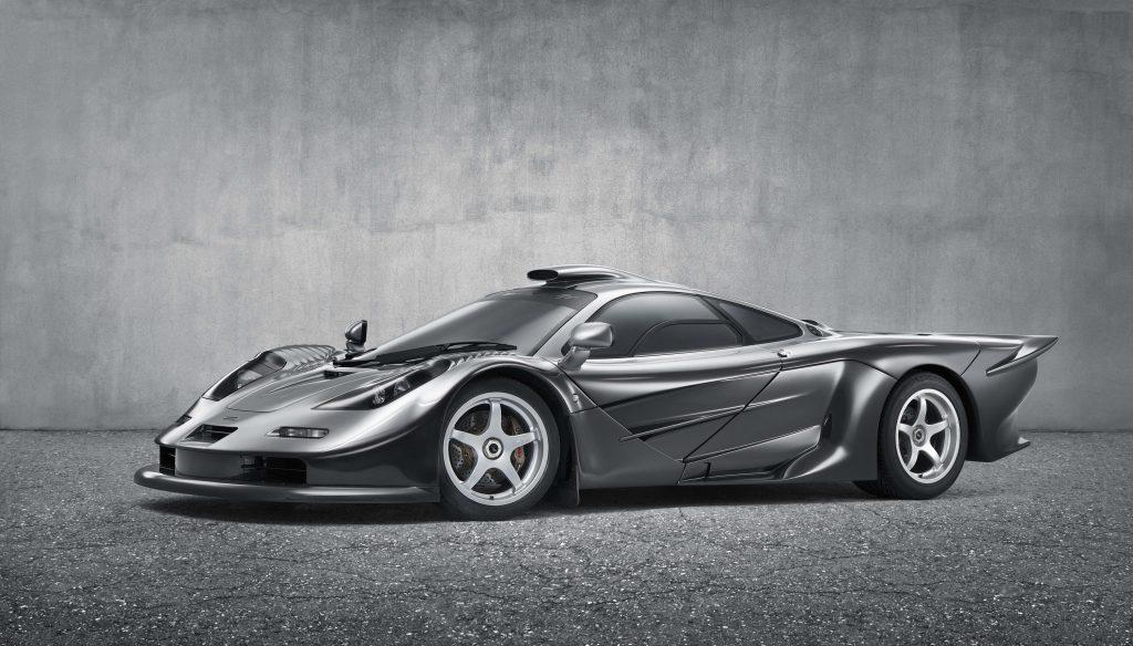 Удлиненный McLaren F1 GT 1997 года