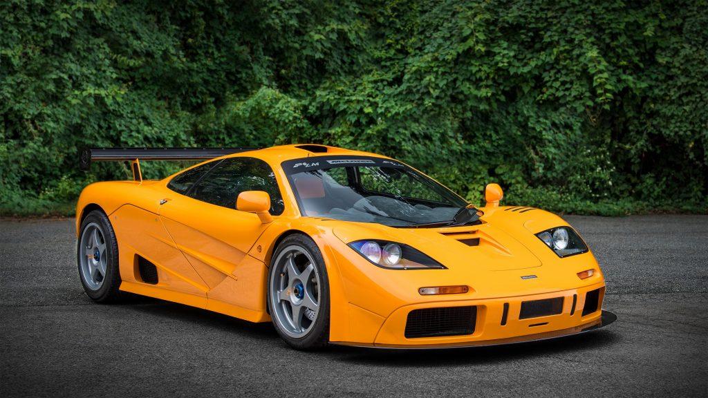 McLaren F1 LM 1996 года