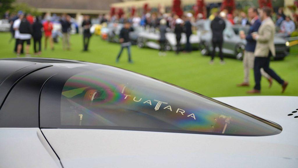 SSC Tuatara, моторный отсек