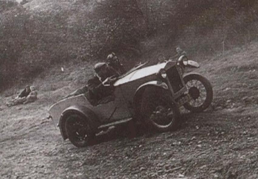 Первый Lotus MKI, 1948 год