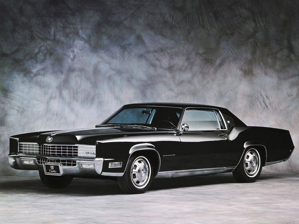 Переднеприводный Cadillac Eldorado 1967 года
