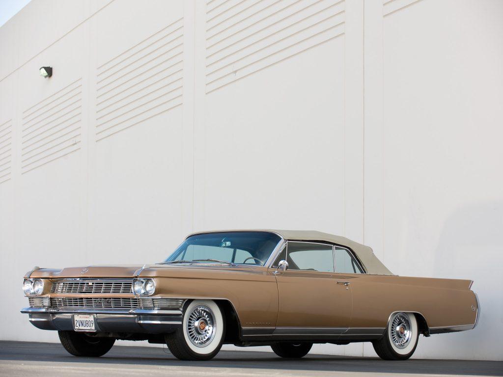 Cadillac Eldorado 1964 года