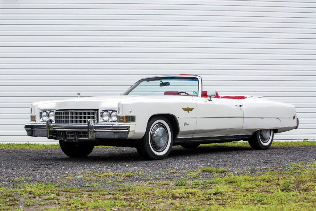 Cadillac Eldorado 1973 года стал авто безопасности в гонке Инди-500