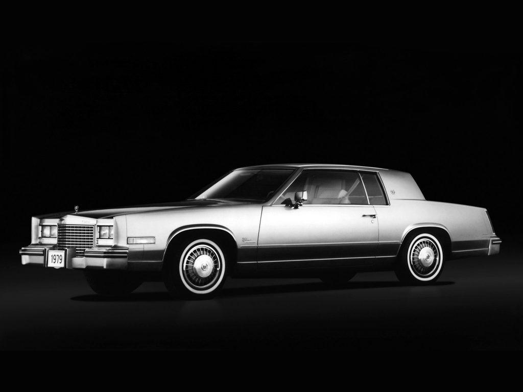 Cadillac Eldorado 1979 года