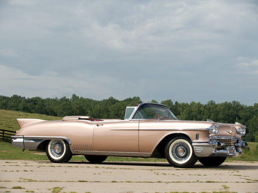 Cadillac Eldorado Biarritz 1957 года