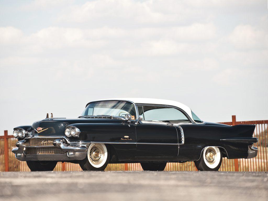 Cadillac Eldorado Seville 1956 года