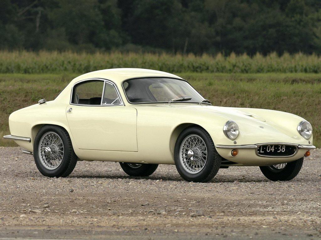 Lotus Elite 1957 года