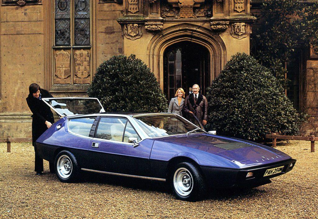 Lotus Elite 1974 года