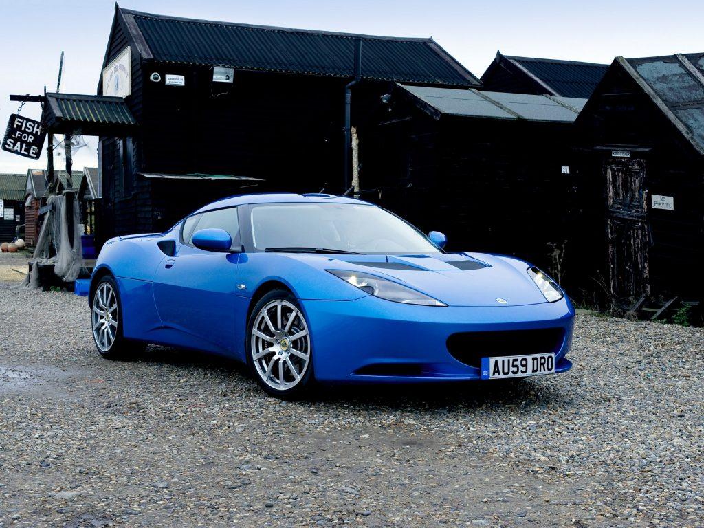 Lotus Evora 2009 года