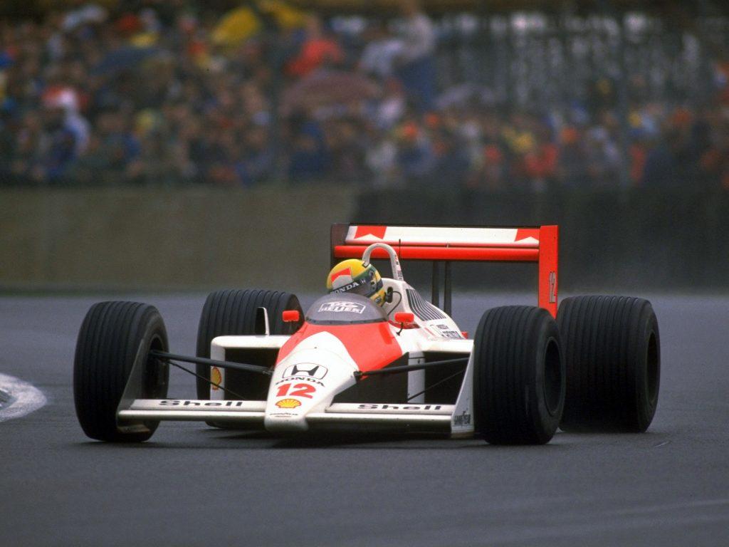 Айртон Сенна на McLaren принес Honda три чемпионских титула