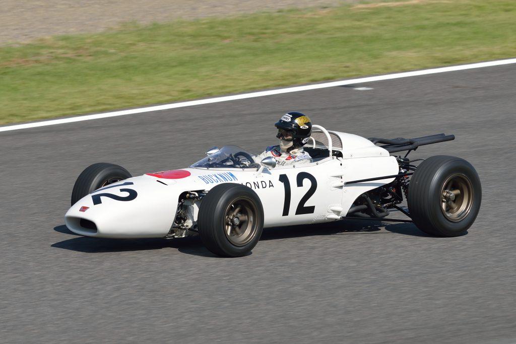 Болид Honda RA272 принес первую победу в Формуле-1