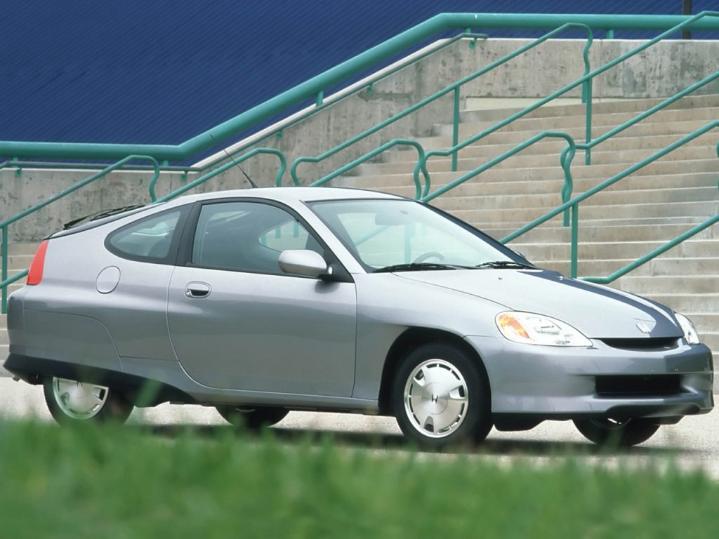 Гибрид Honda Insight, 1999 год