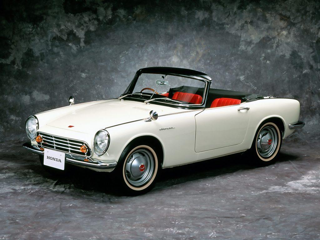 Honda S500 1963 года