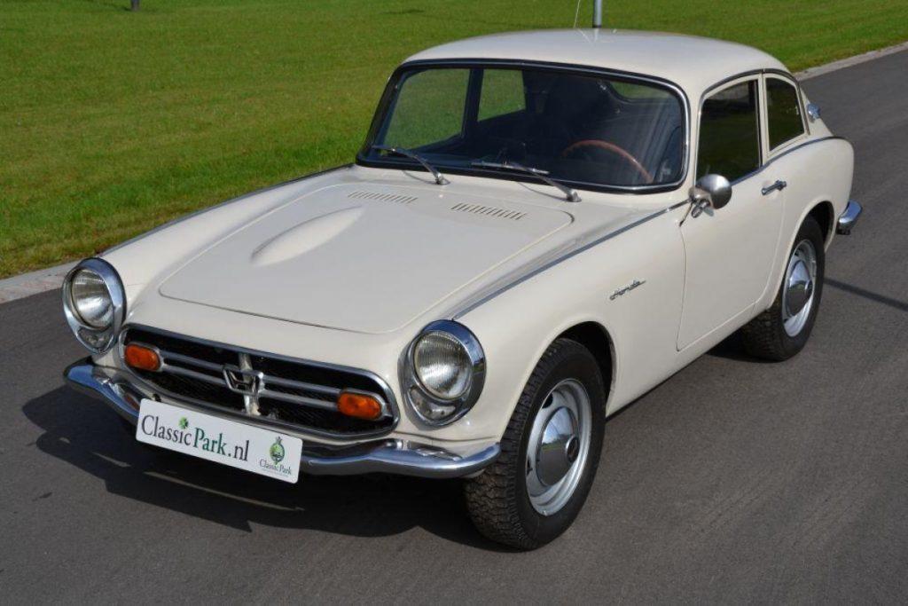 Купе Honda S800 1966 года