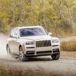 Rolls-Royce Cullinan, Wyoming USA  Photo: James Lipman / jameslipman.com