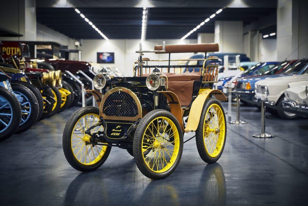 Renault Voiturette 1898 года