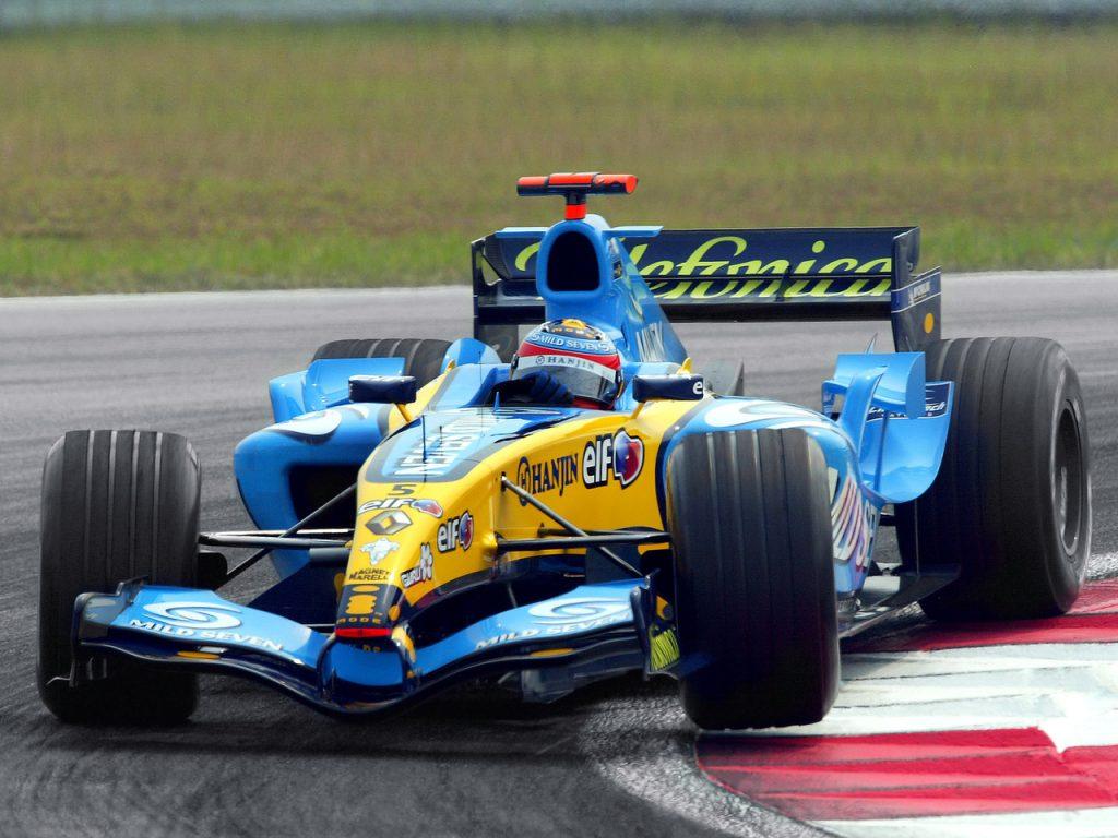 Фернандо Алонсо принес команде Renault два чемпионских титула