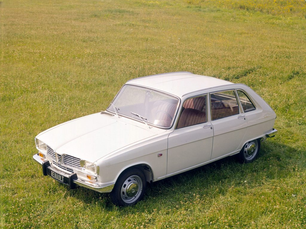 Renault 16 1965 года