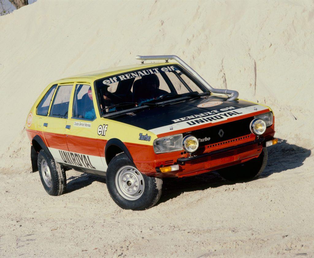 Renault 20 Turbo 4x4