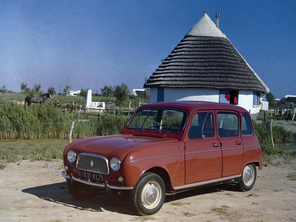 Renault 4 1961 года