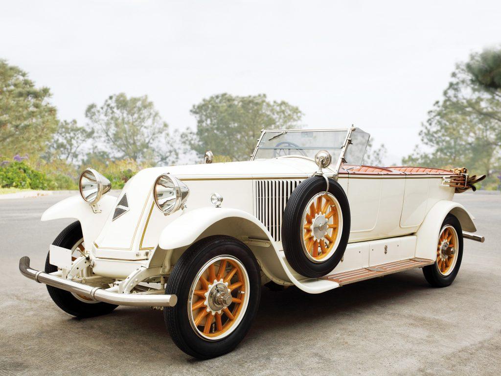 Renault 40 CV 1925 года