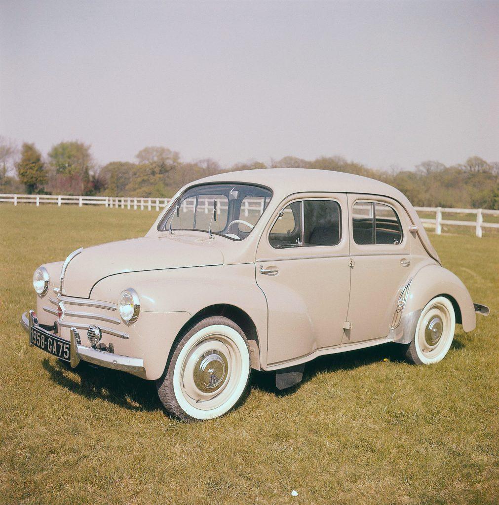 Renault 4CV 1946 года