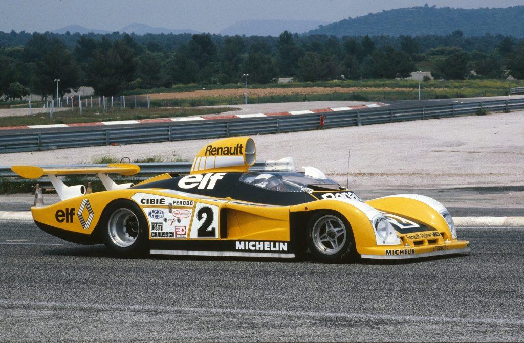 Renault-Alpine A442B