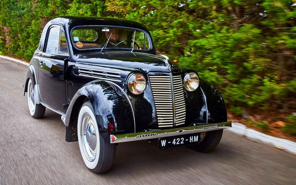 Renault Juvaquatre 1937 года