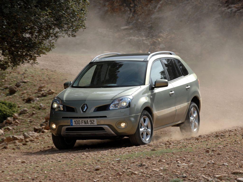 Renault Koleos 2007 года
