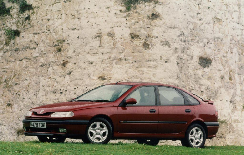 Renault Laguna 1993 года