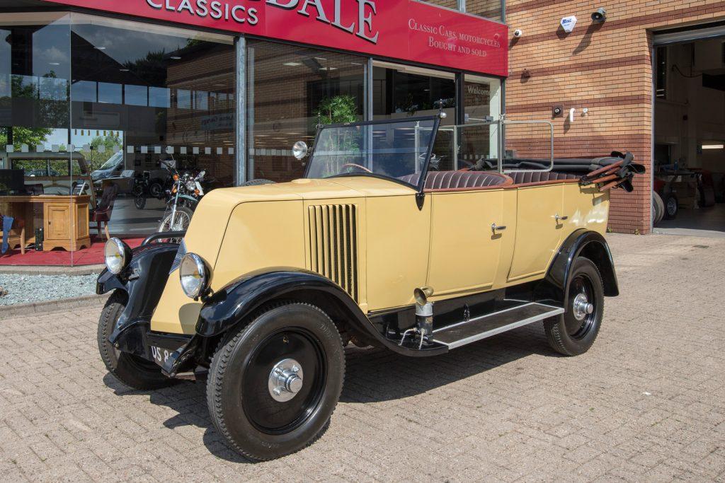 Renault NN 1927 года