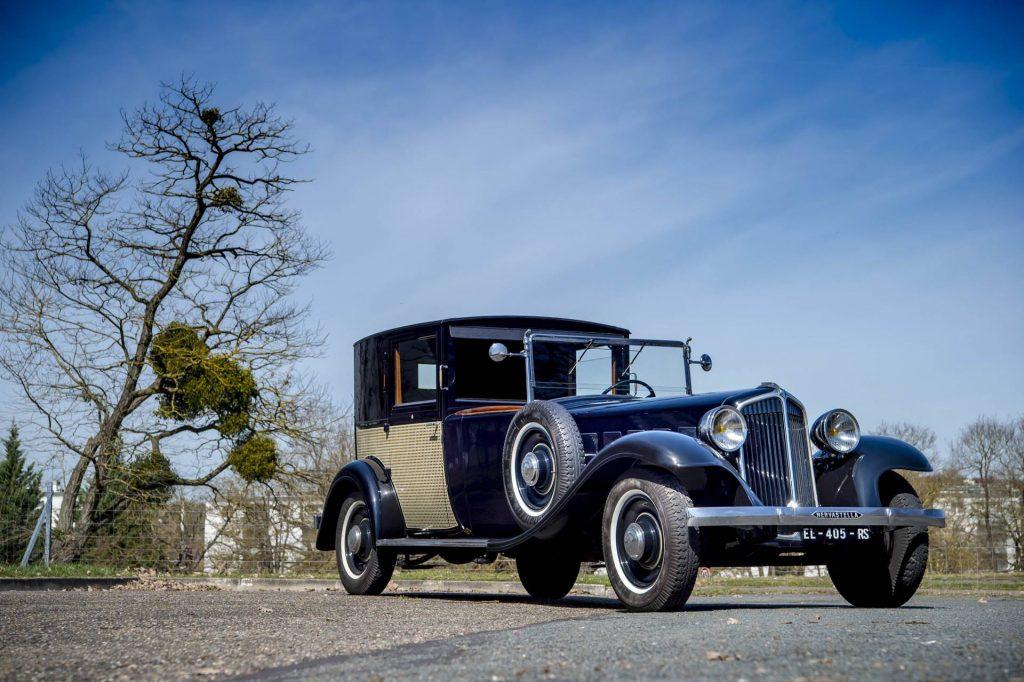 Renault Nervastella 1929 года
