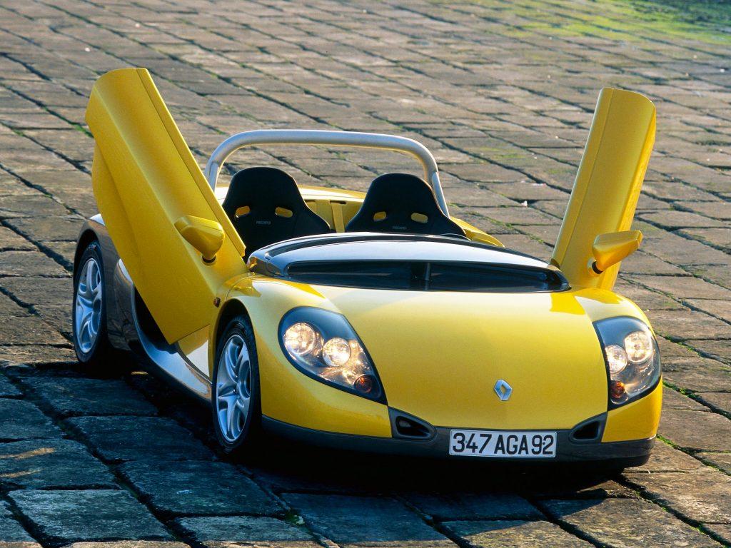 Renault Sport Spider, 1995 год