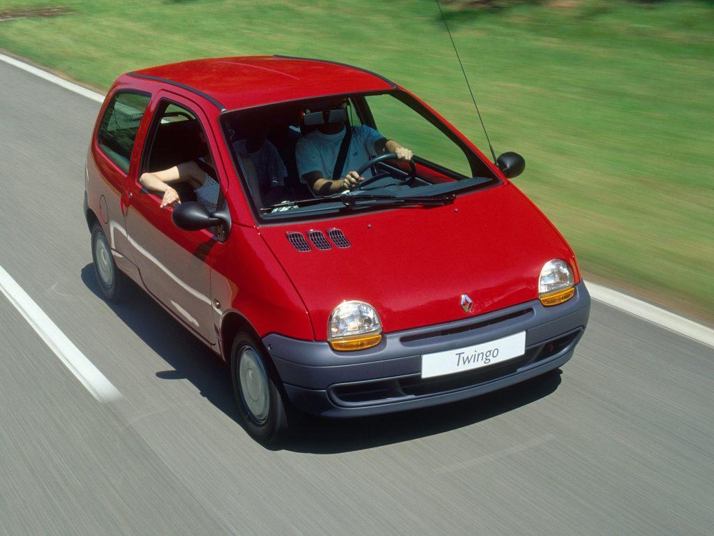 Renault Twingo 1992 года